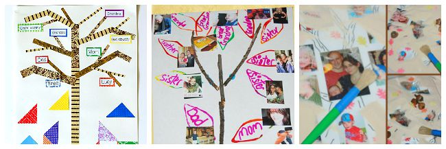 Family Tree Activities for Kids