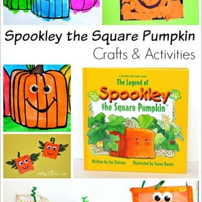 Spookley the Square Pumpkin Activities for Kids