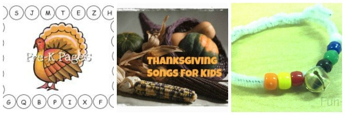 thanksgiving language arts activities for kids