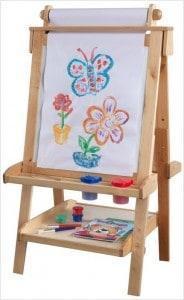 art easel for inspiring creativity