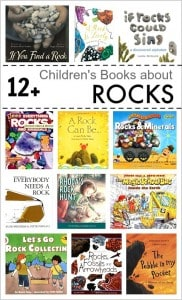 12+ Children's Books about Rocks