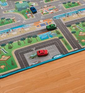 reversible car mat for kids