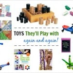 Gift Guide: Toys Your Child Will Actually Use Again and Again