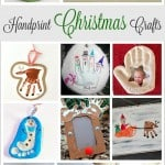 20+ Christmas Handprint Crafts for Kids