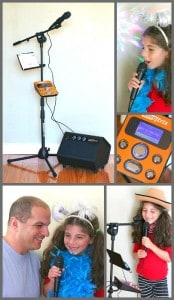Family Fun with the Singtrix Karaoke Bundle: Makes the perfect gift for the entire family !