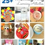 25+ Thanksgiving-Themed Educational Activities for Kids