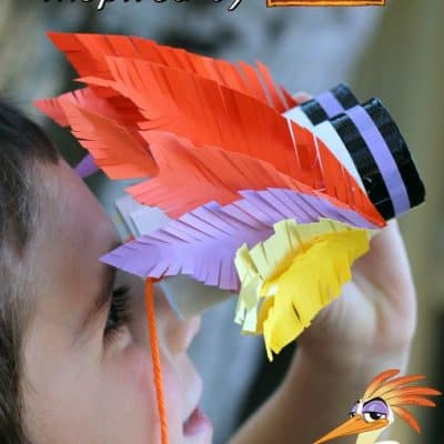 Activities and Crafts for Kids Inspired by Disney's The Lion Guard