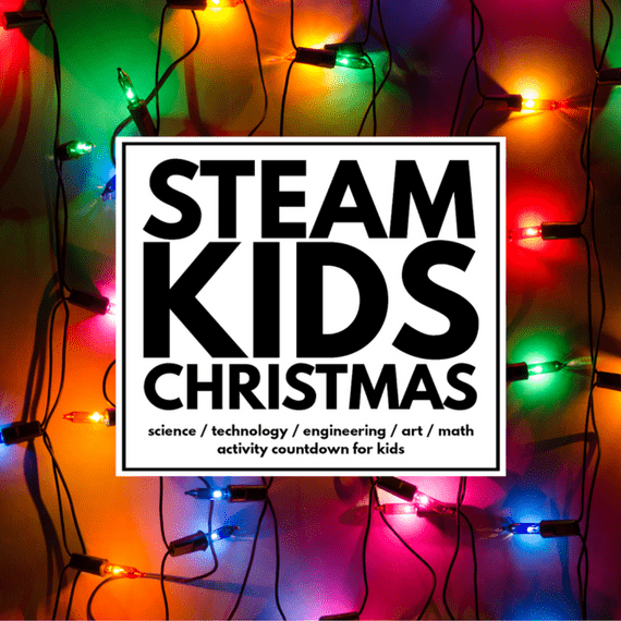 STEAM Kids Christmas activities