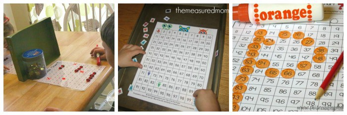 hundred chart activities for kids