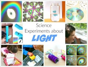Light Science for Kids: Ways to Explore Refraction and Reflection