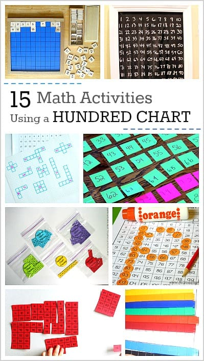 Fun Hundred Chart Activities For Kids  Buggy And Buddy