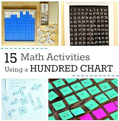 15 Fun Hundred Chart Activities for Kids