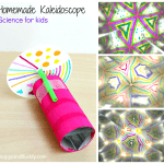 Science for Kids: How to Make a Kaleidoscope