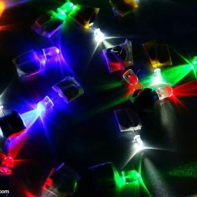 Science for Kids: DIY Magnetic LED Lights