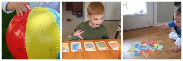 letter recognition activities for preschool