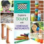 Exploring the Science of Sound with Homemade Instruments