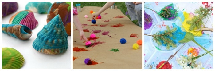 summer process art projects for kids