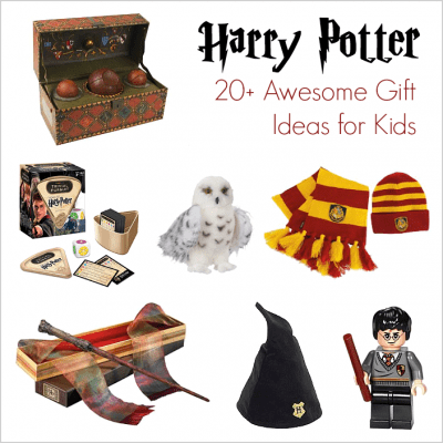 Awesome Harry Potter Gifts for the Super Fan