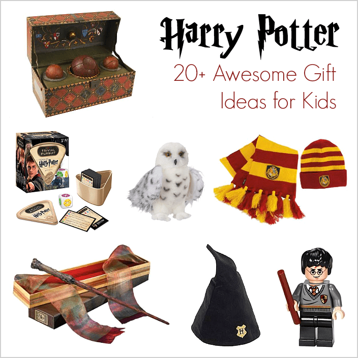 Awesome Harry Potter Gifts for the Super Fan - Buggy and Buddy