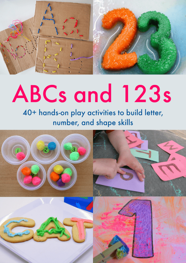 ABCs and 123s Ebook