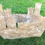 3-D Sandcastle Craft for Kids