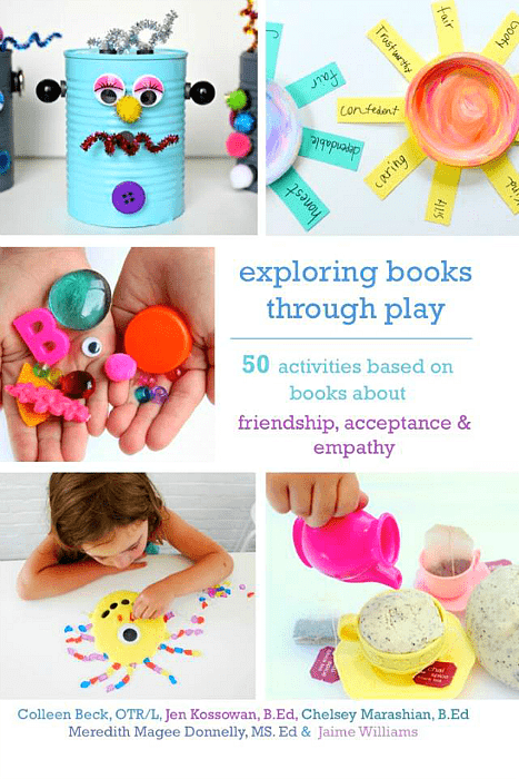 Exploring Books Through Play: 50 Activities for Exploring 10 Popular Children's Books from The Preschool Book Club