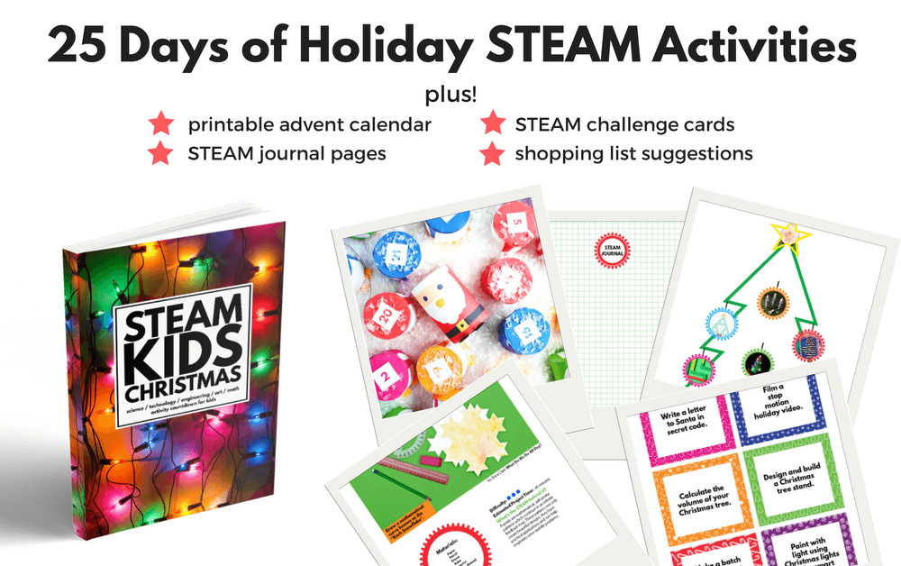 STEM ideas for Christmas