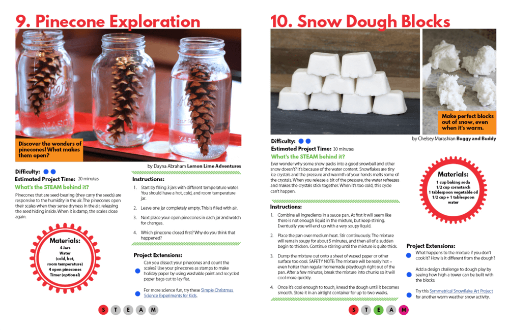 STEM Activities for Winter
