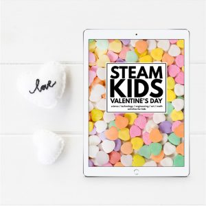 STEAM Kids: Valentine's Day Ebook