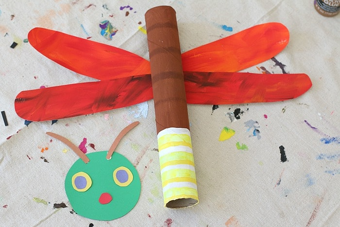 lightning bug craft for kids