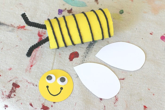 bumblebee craft for kids