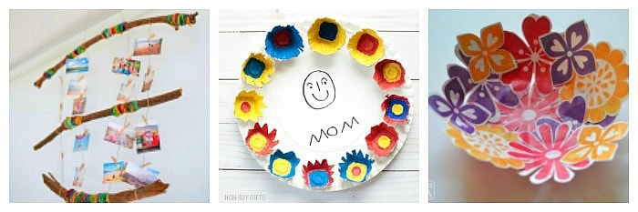 homemade mother's day gifts for kids to make