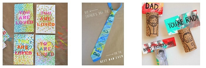 father's day gifts for kids to make dad