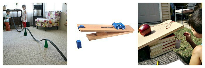 Science for Kids: Exploring Ramps and Inclined Planes