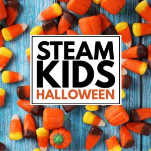 STEAM Kids Halloween Ideas