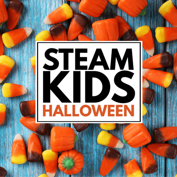 STEAM Kids Halloween Ideas