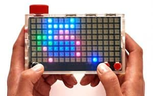 kano pixel kit- STEM gift ideas for kids