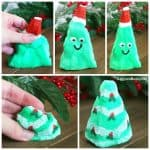 How to Make Christmas Tree Squishies Toys