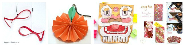 crafts for kids for chinese new year