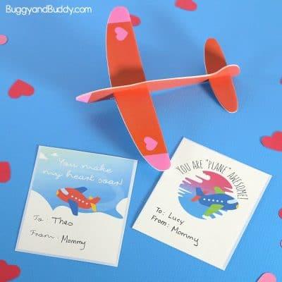 Glider Valentines