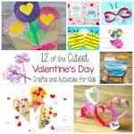 12 Valentine's Day Crafts for Kids