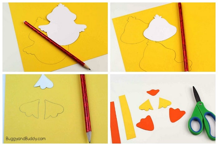 how to make your duck craft for kids