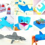15+ Super Cool Shark Crafts and Activities for Kids