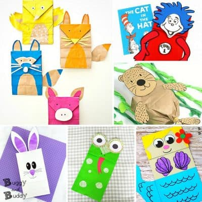 Paper Bag Crafts Your Kids Will Love