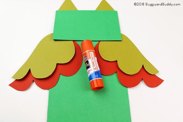 Owl Paper Bag Puppet Craft For Kids Buggy And Buddy