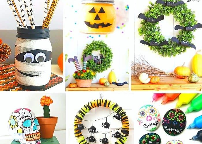 30+ Halloween Crafts for Tweens and Teens