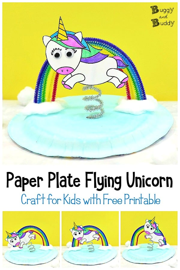Craft for Kids with Free Printable