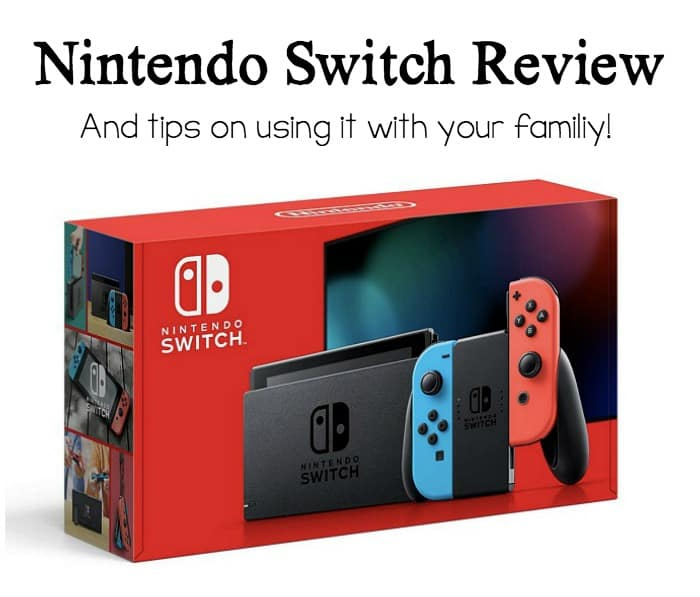Nintendo Switch Gaming System Review
